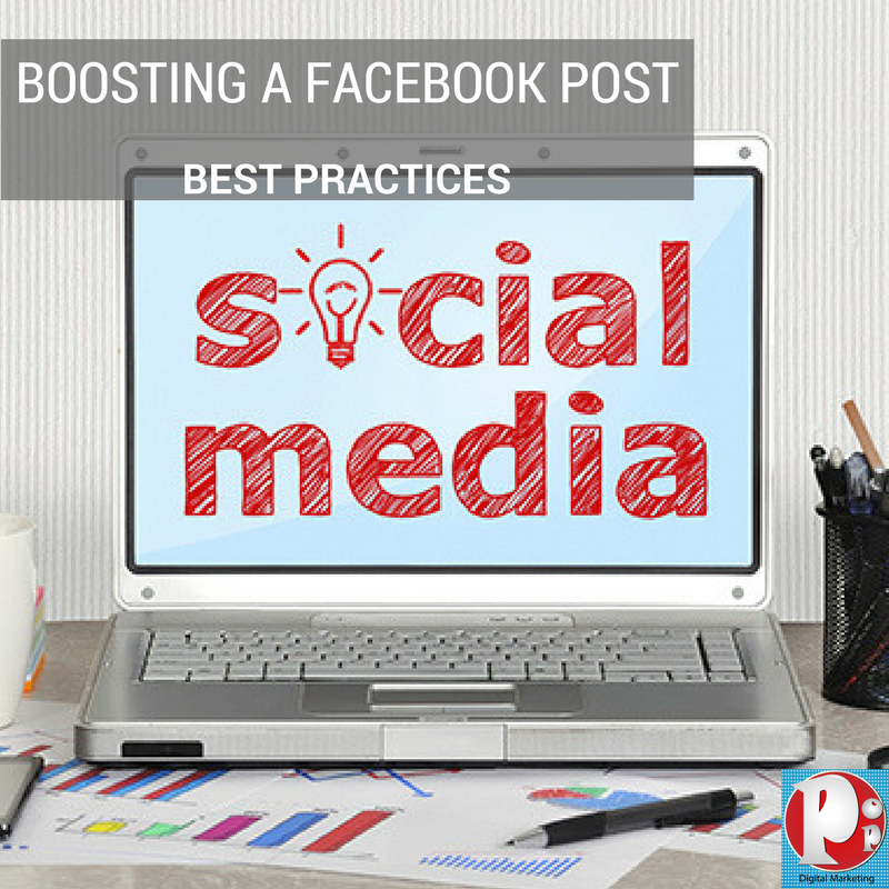 Boosting a Facebook Post | Best Practices